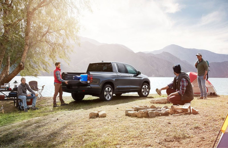 Although It Can Still Be Clified As A Pickup Truck The Honda Ridgeline Has Been Completely Re Imagined And Redesigned To Function So Much More