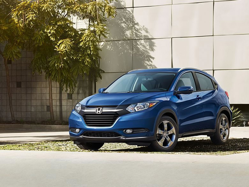 Honda hr v a capable and convenient subcompact crossover for Honda of seattle