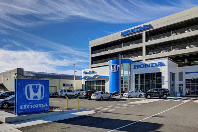 How we 39 re different the honda of seattle advantage for Honda of seattle service