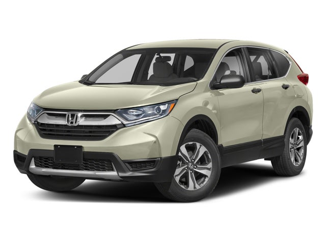 2018 honda cr v 4d sport utility lx honda dealer serving for Honda of seattle service