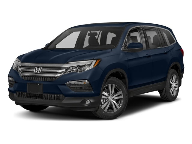 2018 honda pilot 4d sport utility ex l honda dealer for Honda of seattle service