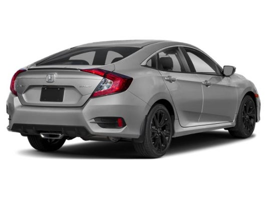 2019 Honda Civic 4d Sedan Sport In Seattle Wa Of