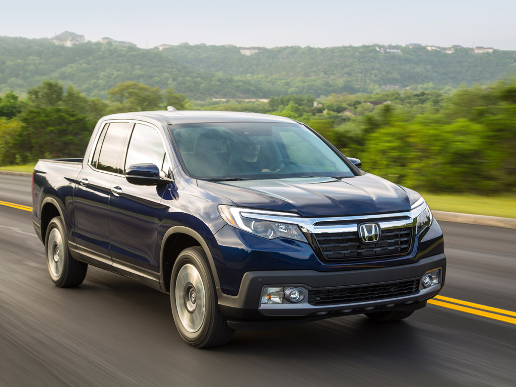 2017 honda ridgeline captures top safety pick among trucks for Honda of seattle service