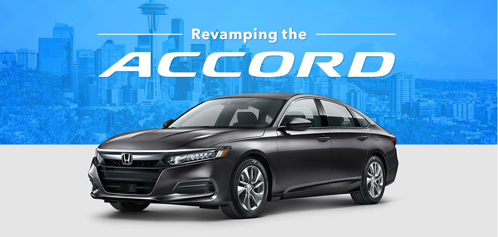 Things to know about the 2018 honda accord honda of for Honda of seattle service